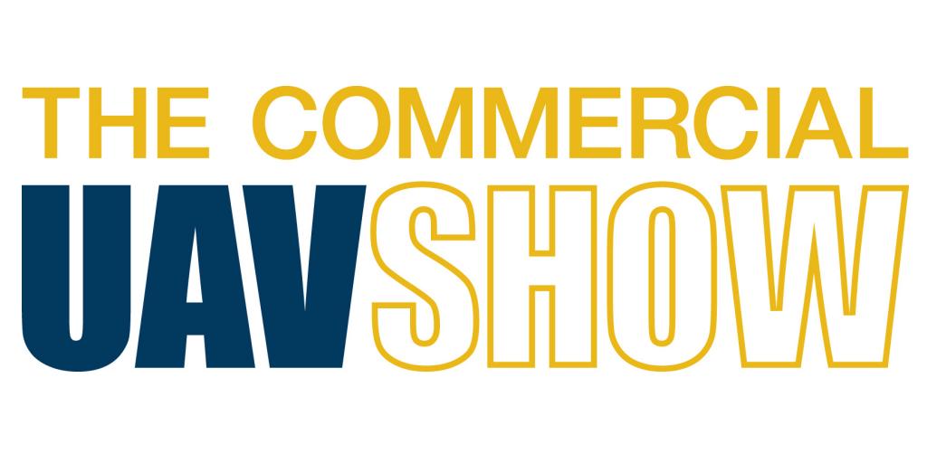 The Commercial UAV Show Logo 1024x512